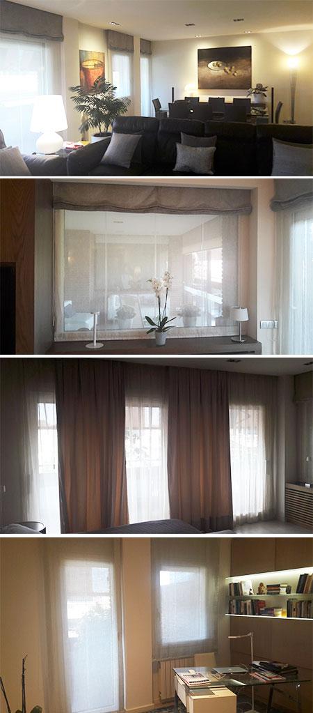limpieza de cortinas a domicilio