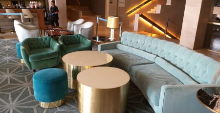 Limpieza profunda en hotel de Montjuic