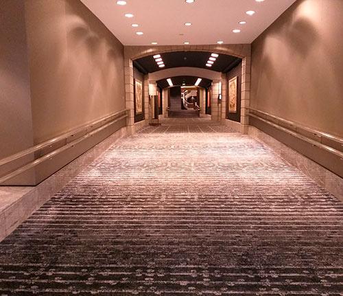 limpieza moquetas hotel arts